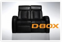 D-BOX - Love Chair (4 Actuators)