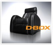 D-BOX - Single Chair (2 Actuators)
