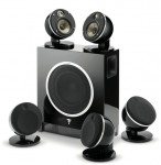 Focal Dome Flax Pack 5.1 + Sub Air (new white, 1 pack only)