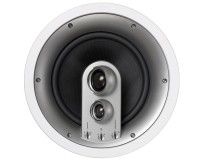 bowers and wilkins ccm664. jamo ic610lcr (in-ceiling speakers) not flat grill model bowers and wilkins ccm664