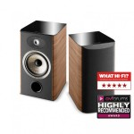 Focal JM Labs Aria 906 Bookshelf speaker Walnut - Vinyl Veneer